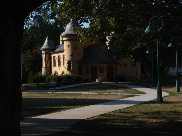 Curwood Castle