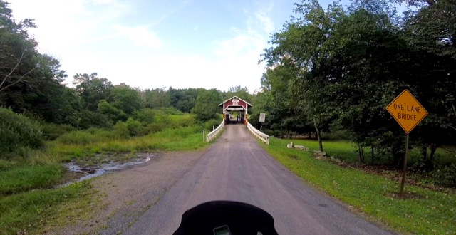 Covered Bridge Approach